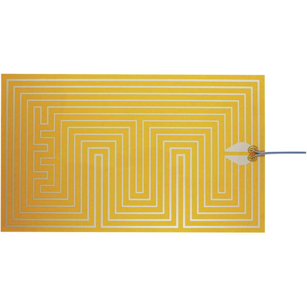 Polyester Varmefolie selvklæbende 12 V/DC, 12 V/AC 25 W Beskyttelsestype IPX4 (L x B) 500 mm x 300 mm Thermo