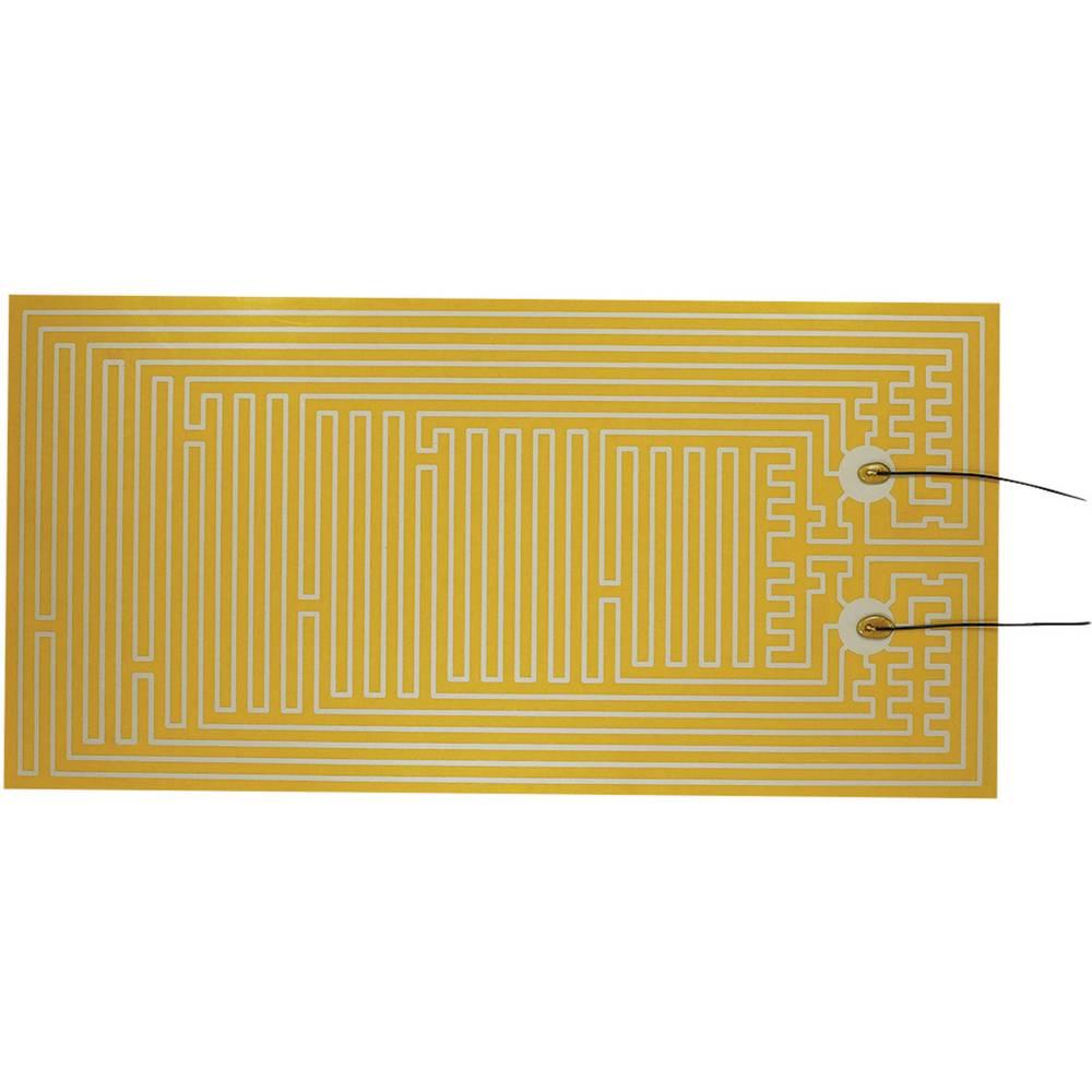 Polyester Varmefolie selvklæbende 12 V/DC, 12 V/AC 30 W Beskyttelsestype IPX4 (L x B) 600 mm x 300 mm Thermo