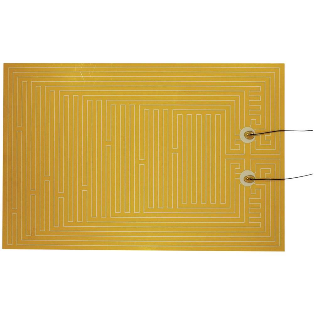 Polyester Varmefolie selvklæbende 12 V/DC, 12 V/AC 36 W Beskyttelsestype IPX4 (L x B) 600 mm x 400 mm Thermo