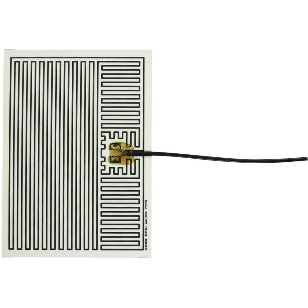 Samolepilna ogrevalna folija 230 V/AC 15 W vrsta zaščite IPX4 (D x Š) 250 mm x 180 mm Thermo