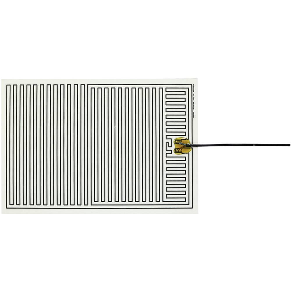 Polyester Varmefolie selvklæbende 230 V/AC 45 W Beskyttelsestype IPX4 (L x B) 350 mm x 240 mm Thermo