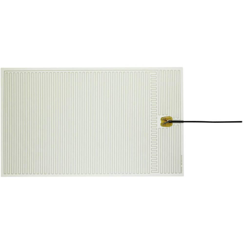 Polyester Varmefolie selvklæbende 230 V/AC 35 W Beskyttelsestype IPX4 (L x B) 500 mm x 300 mm Thermo