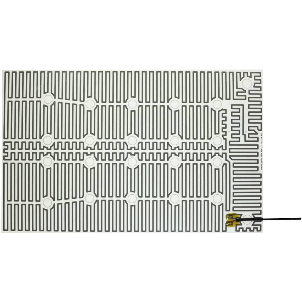 Samolepilna ogrevalna folija 230 V/AC 85 W vrsta zaščite IPX4 (D x Š) 560 mm x 350 mm Thermo