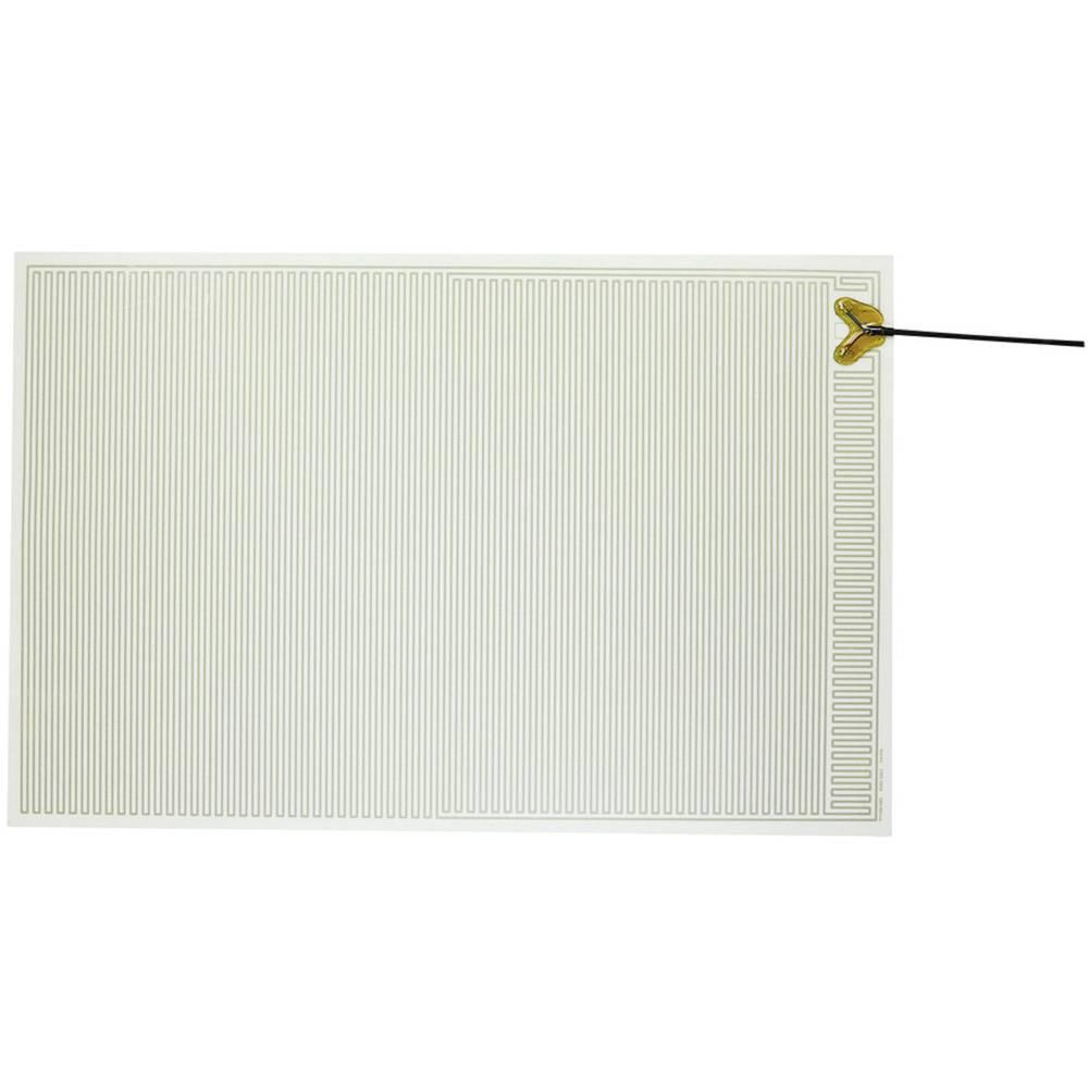 Polyester Varmefolie selvklæbende 230 V/AC 100 W Beskyttelsestype IPX4 (L x B) 580 mm x 380 mm Thermo