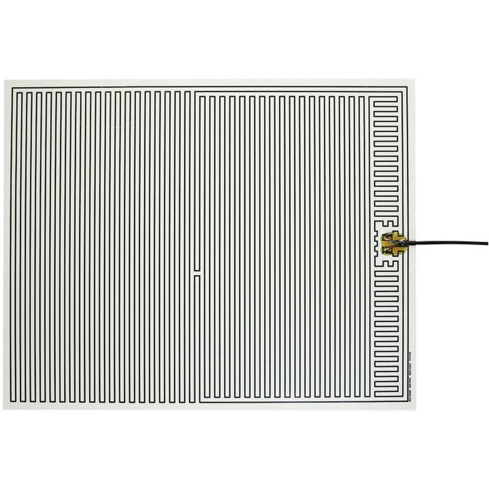 Polyester Varmefolie selvklæbende 230 V/AC 35 W Beskyttelsestype IPX4 (L x B) 500 mm x 400 mm Thermo