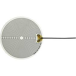Polyester Varmefolie selvklæbende 230 V/AC 19 W Beskyttelsestype IPX4 (Ø) 235 mm Thermo