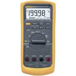 Kal. ISO Ročni multimeter digitalni Fluke 87V/EUR kalibracija narejena po: ISO CAT III 1000 V, CAT IV 600 V število mest na zasl