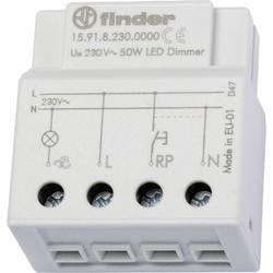 Zatemnilnik-elektronski Finder 15.91.8.230.0000 230 V/AC 230 V/AC (zatemnitvene LED) 50 W, (žarnice in halogenke) 100 W