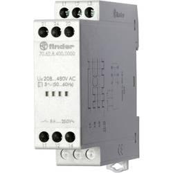 Overvågningsrelæer 170 - 520 V/AC 2 x omskifter 1 stk Finder 70.62.8.400.0000 3-fase, Overvågning netværk, Fasefølge, Faseudfald