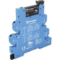 MasterBasic ozki preklopni rele za DIN-letev 1 kos Finder 39.00.7.012.9024 napetost 24 V/DC