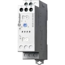Monofunkcijski časovni rele za DIN-letev, Serie 83 1 kos Finder 83.82.0.240.0000 24 - 240 V DC/AC s tremi zaklepi 16 A 250 V/AC