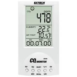 Merilnik plinov Extech Desktop CO2, merilnik koncentracije ogljikovega dioksida in kakovosti zraka v notranjih prostorih