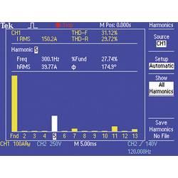 Tektronix TPS2PWR1 programska oprema za meritve in analizo, primerna za osciloskope TPS-serije