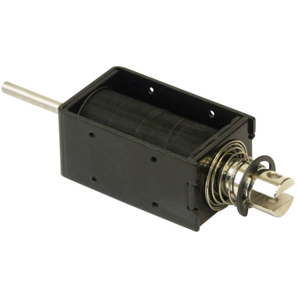 Dvižni magnet, potisni 5 N/mm 85 N/mm 12 V/DC 16 W Intertec ITS-LS-5852-D-12VDC