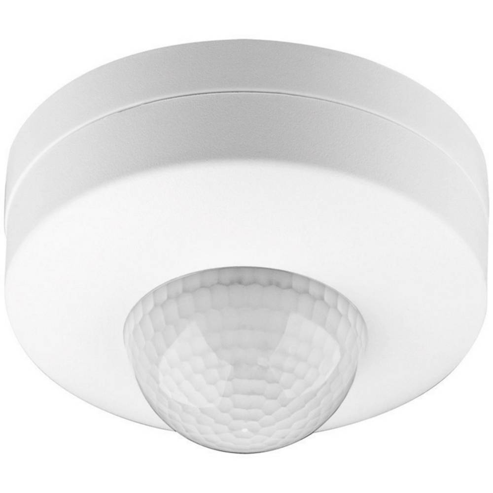 Goobay 96007 detektor gibanja 360° IDA Triple, bele barve, kot zajemanja 360 stikalni kontakt: rele IP20