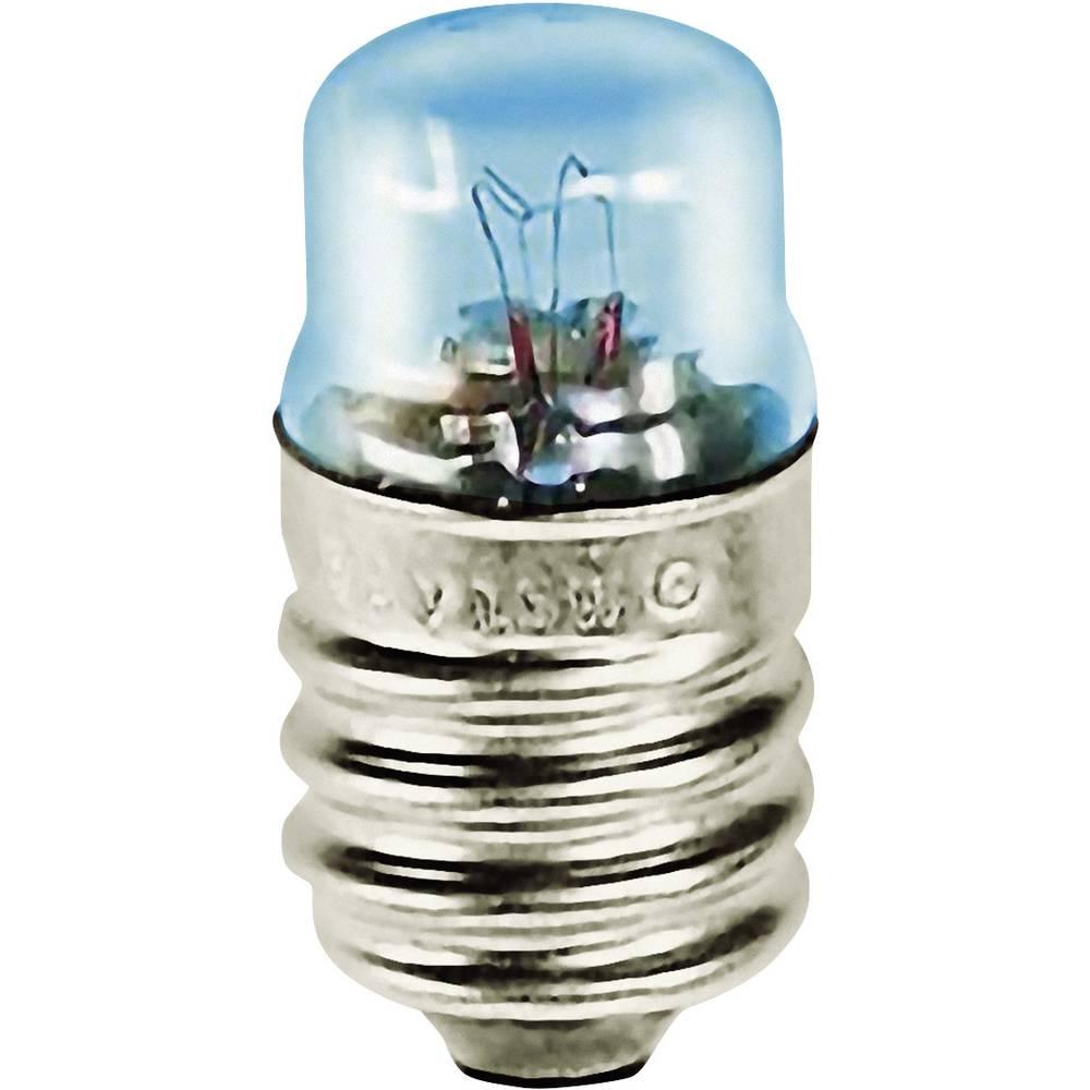 Cevasta žarnica 24 V 5 W 0.208 A podnožje=E14 prozorna Barthelme vsebina: 1 kos