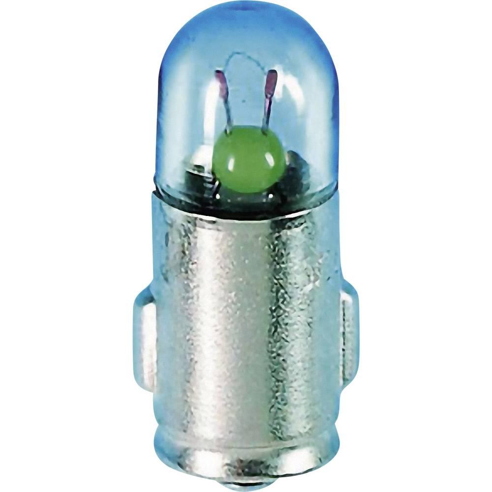 Kontrolna žarnica 48 V 1.2 W 0.025 A podnožje=BA7s prozorna Barthelme vsebina: 1 kos