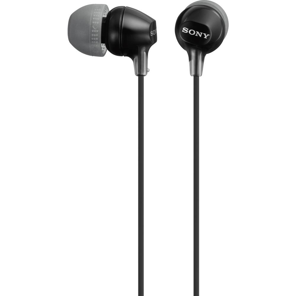 Slušalice In-ear MDR-EX15LPB Sony crna