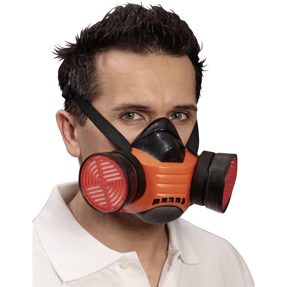 EKASTU Sekur Polimask BETA 433 506 Zaščitna polmaska za dihala ohne Filter