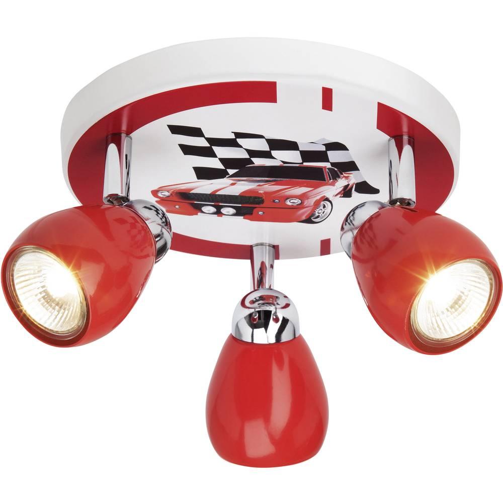 Dekorativna svjetiljka Racing Brilliant halogena žarulja GU10 50 W šarena