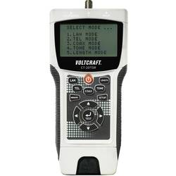 LAN-kabeltester CT-20TDR VOLTCRAFT CT-20TDR