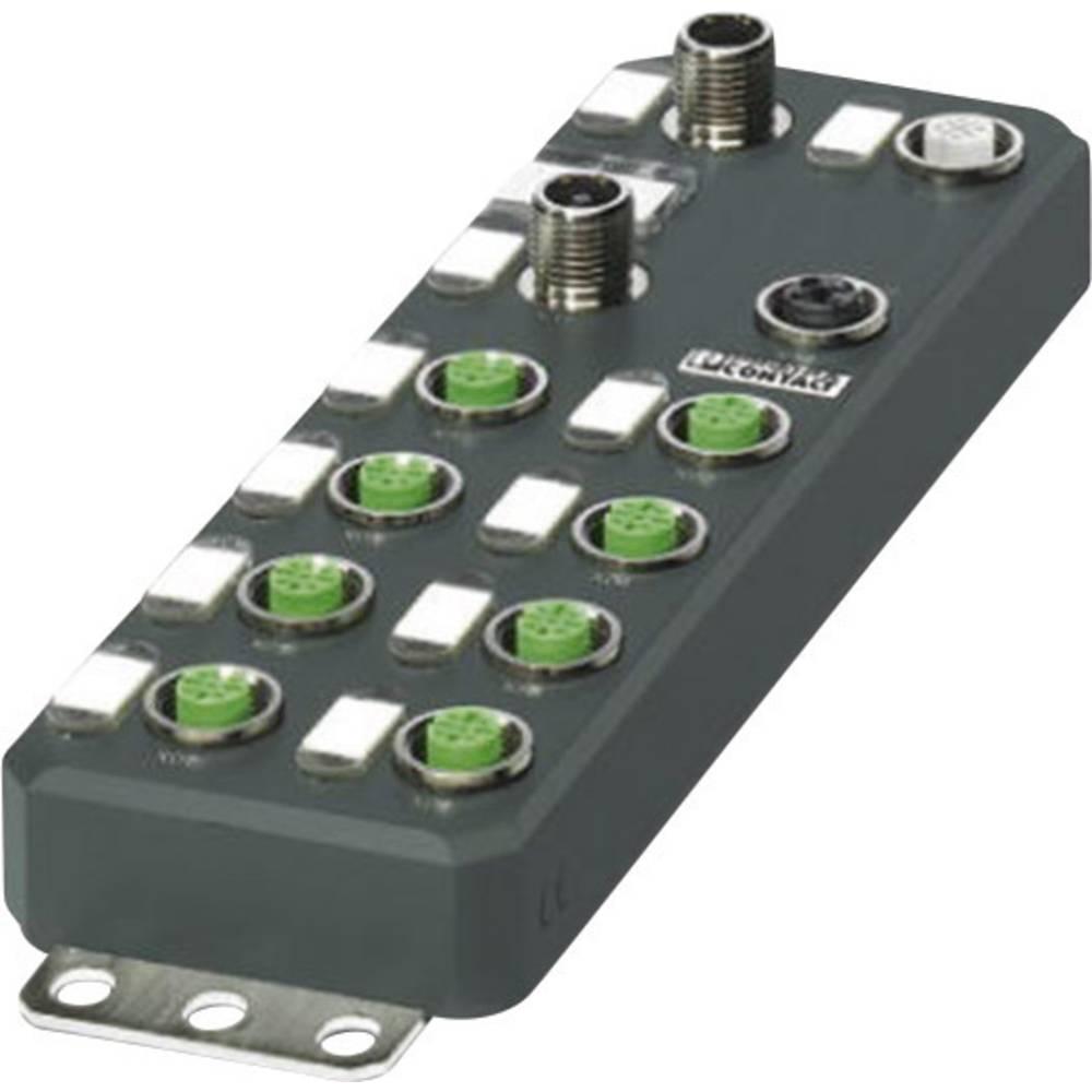 SPS-razširitveni modul Phoenix Contact AXL E PB DIO16 M12 6P 2701499 24 V/DC
