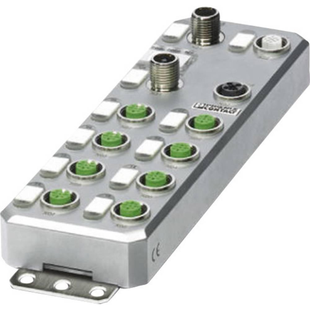 SPS-razširitveni modul Phoenix Contact AXL E PB DI8 DO8 M12 6M 2701504 24 V/DC