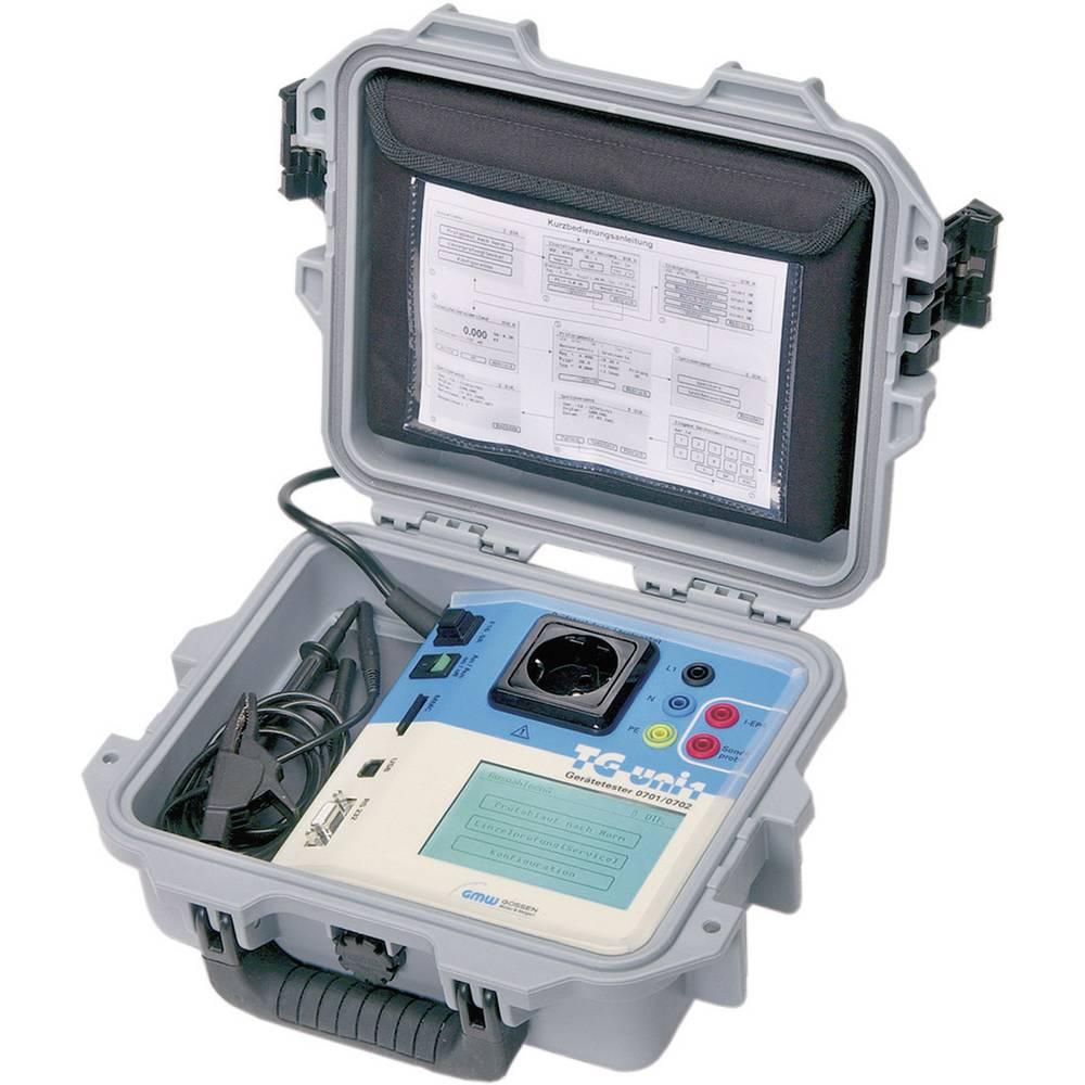 Testirna naprava GMW TG uni 1 DIN EN 62638/VDE 0701-0702