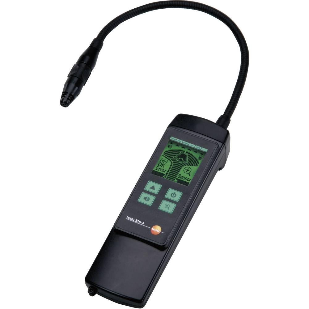 testo 316-4 iskalnik puščanja hladilnih tekočin, merilnik škodljivih snovi