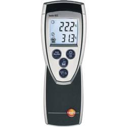 Mjerač temperature testo set testo 922 -50 do +1000 °C tip sonde K kalibrirano prema tvorničkom standardu (bez certifikata)