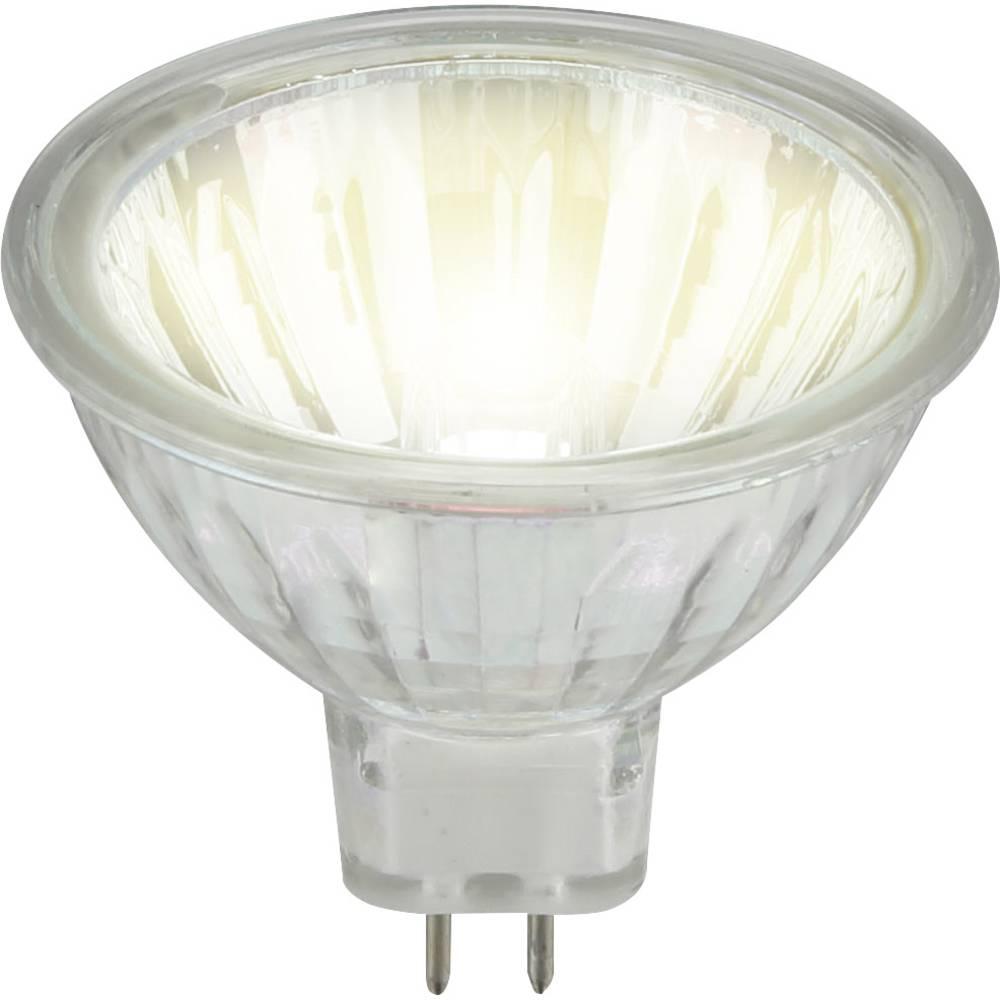 Halogenska žarnica 45 mm Sygonix 12 V GU5.3 50 W topla bela, EEK: C reflektorska 1 kos