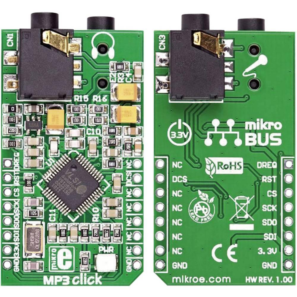 MP3 Click MikroElektronika MIKROE-946