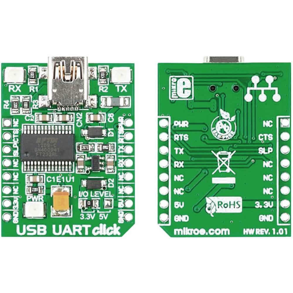 Razvojna plošča MikroElektronika MIKROE-1203