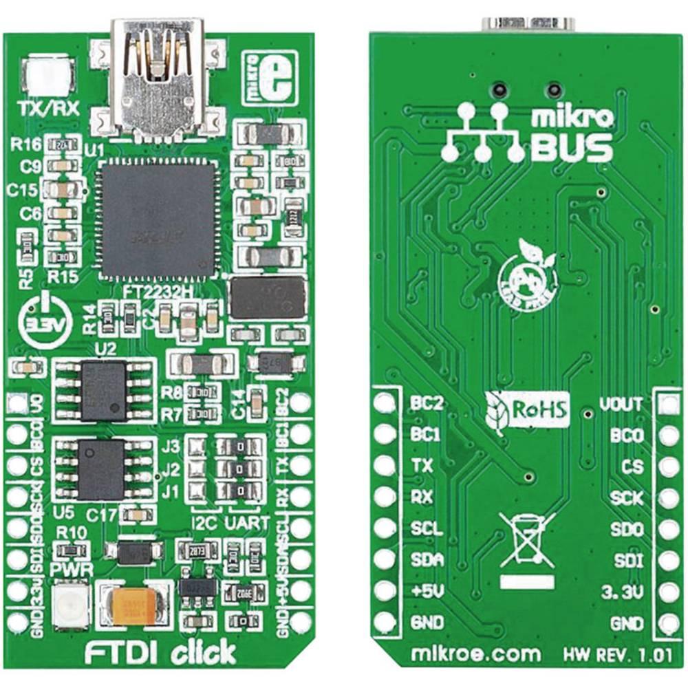 Razširitvena plošča MikroElektronika MIKROE-1421