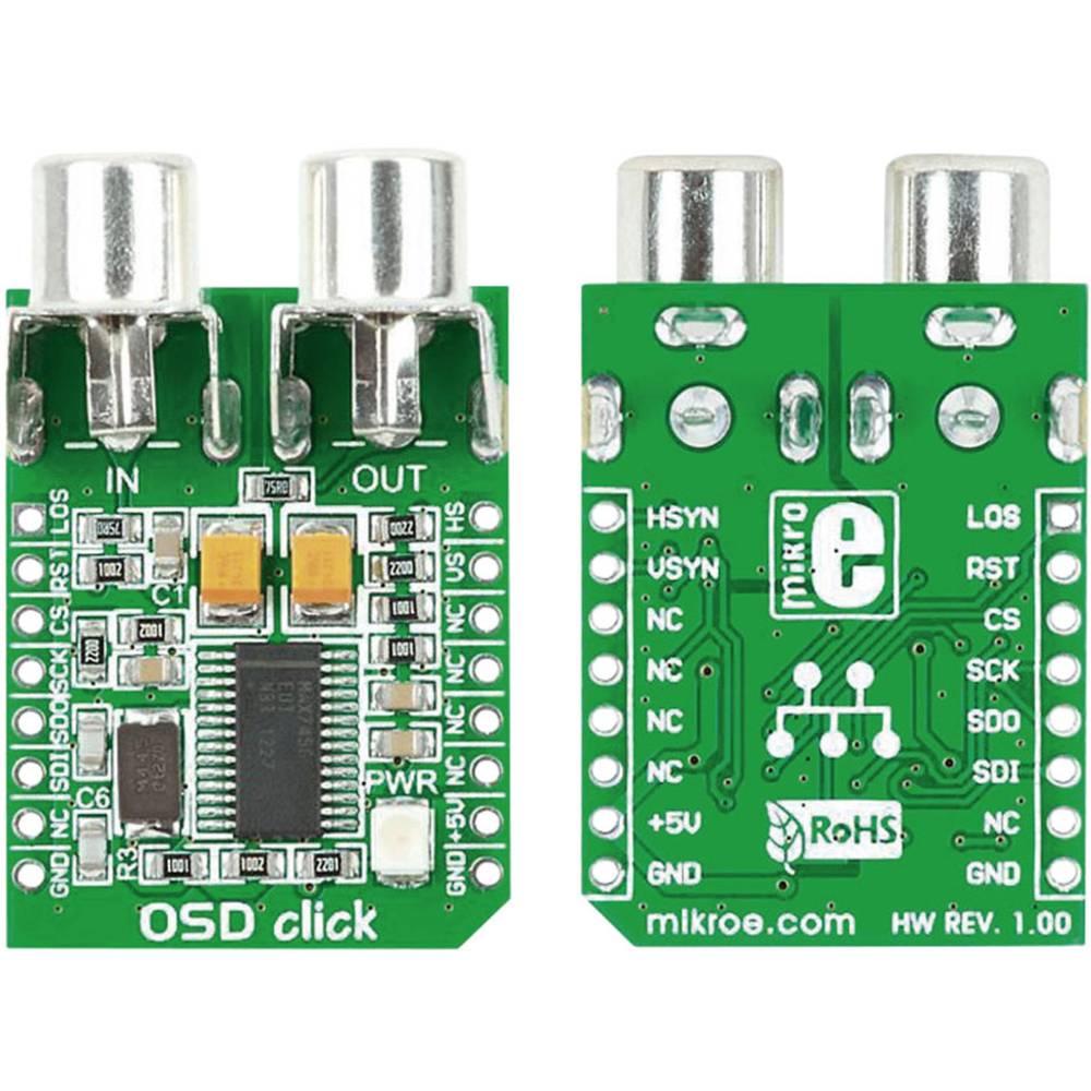 Razširitvena plošča MikroElektronika MIKROE-1366