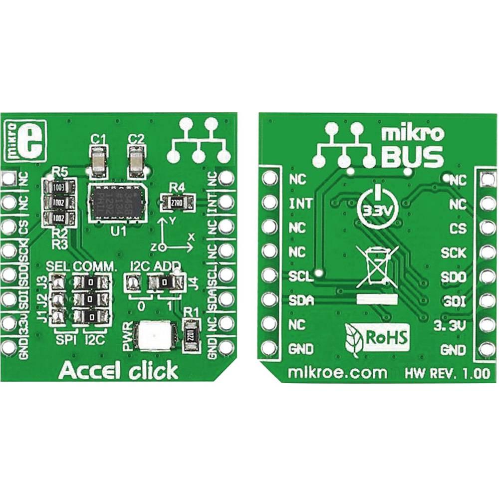 Razširitvena plošča MikroElektronika MIKROE-1194
