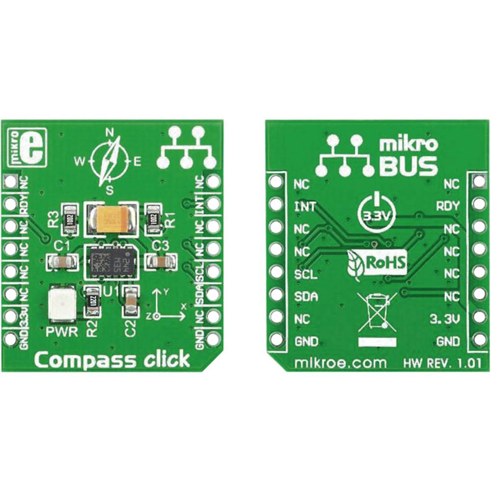 Razširitvena plošča MikroElektronika MIKROE-1386