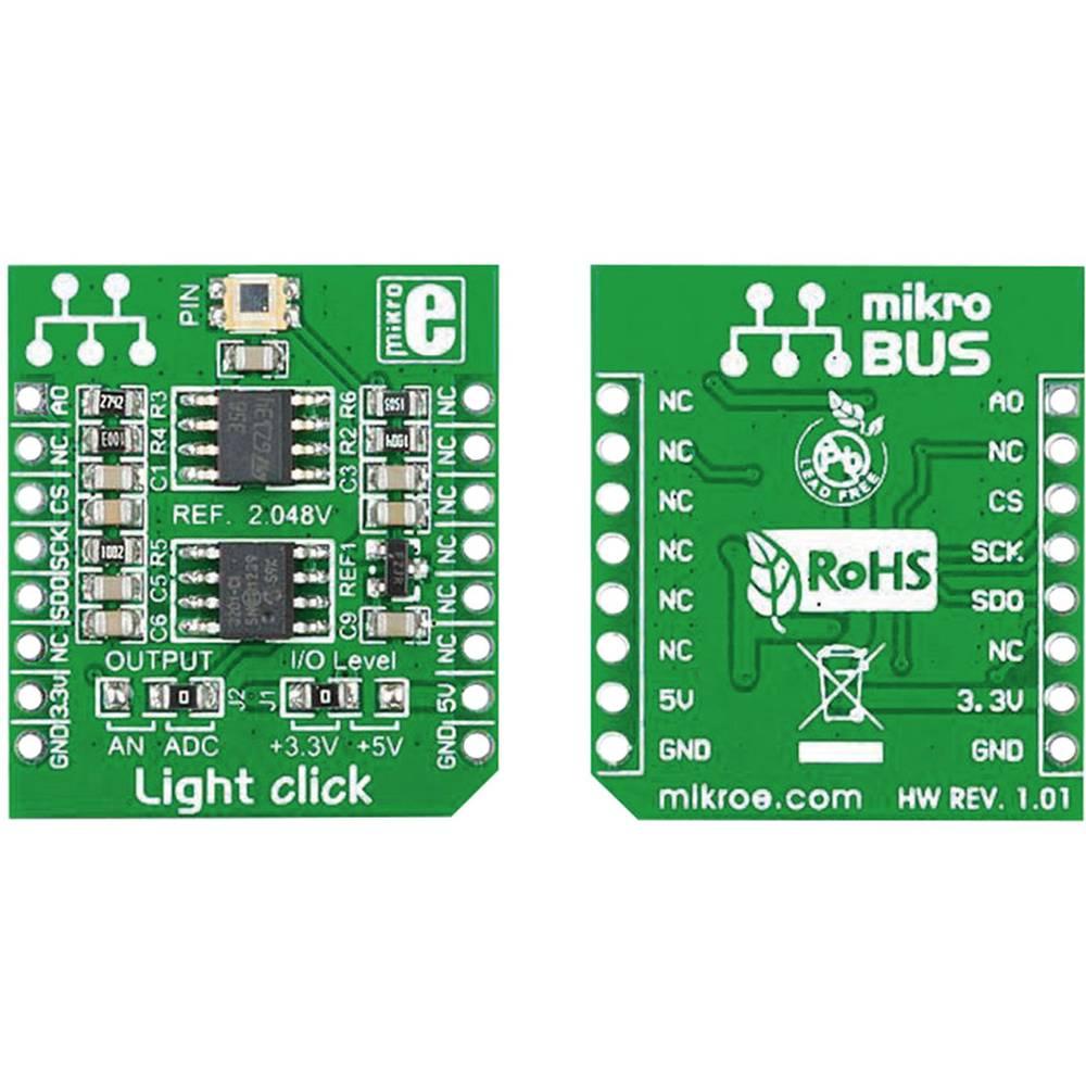 Light click MikroElektronika MIKROE-1424