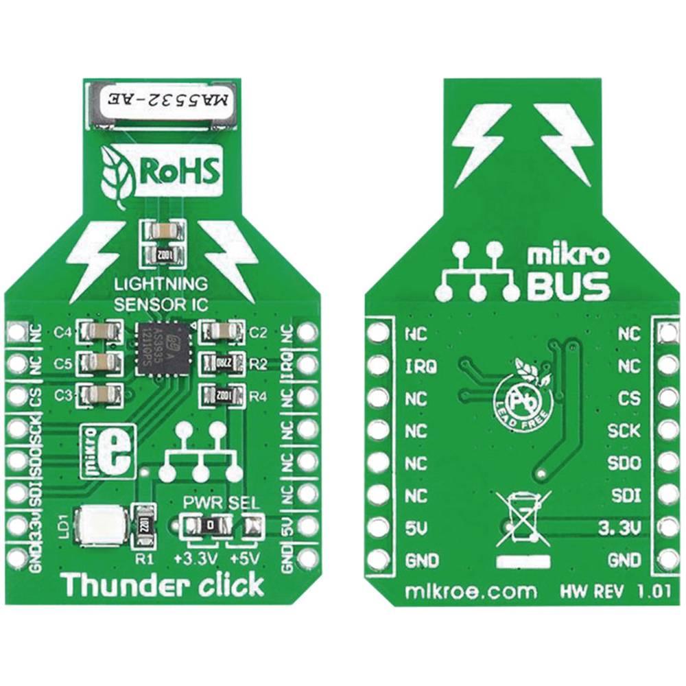 Razširitvena plošča MikroElektronika MIKROE-1444