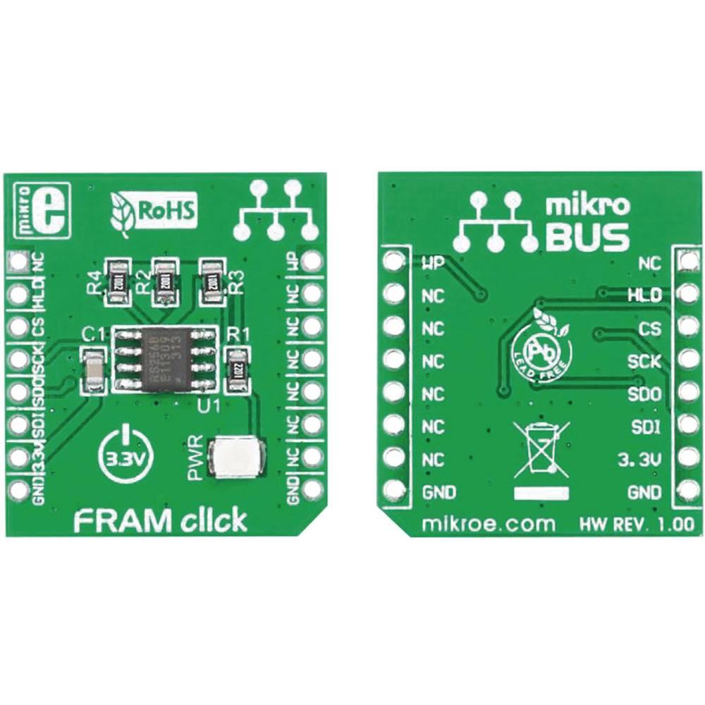 FRAM click MikroElektronika MIKROE-1486