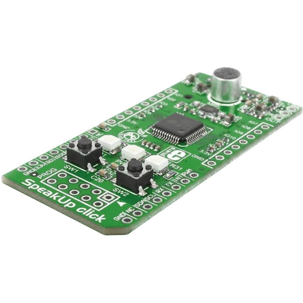 SpeakUp click MikroElektronika MIKROE-1534