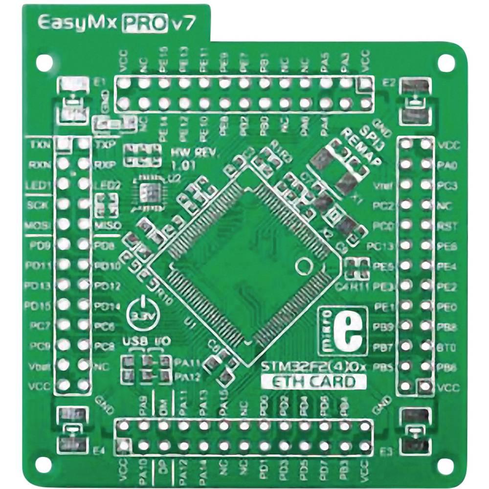 Plošča za tiskano vezje (neopremljena) MikroElektronika MIKROE-1107