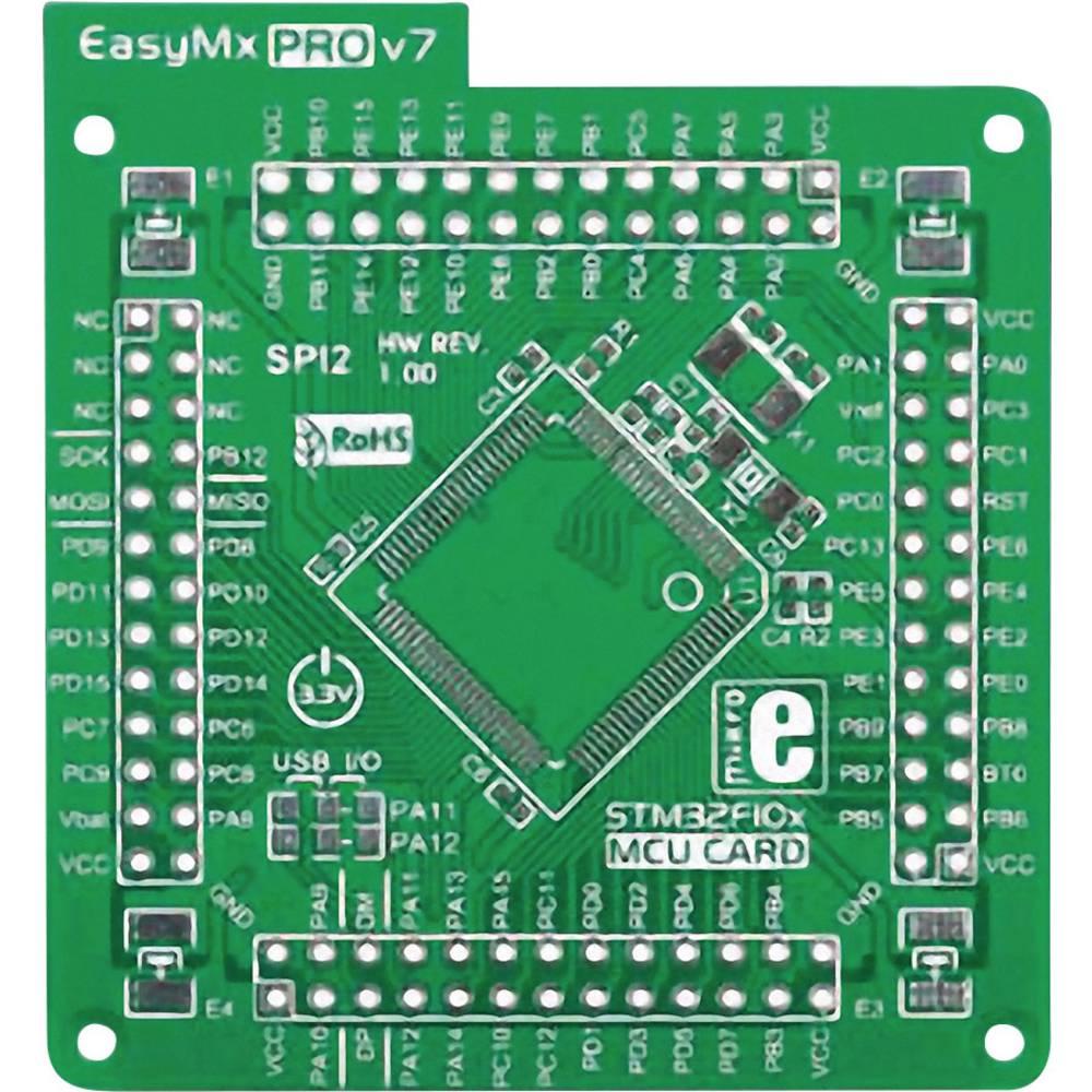 Plošča za tiskano vezje (neopremljena) MikroElektronika MIKROE-1108
