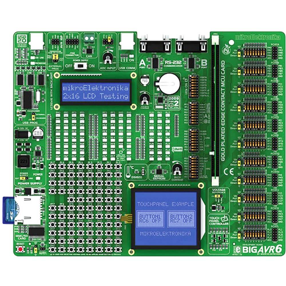 Razvojna plošča MikroElektronika MIKROE-456