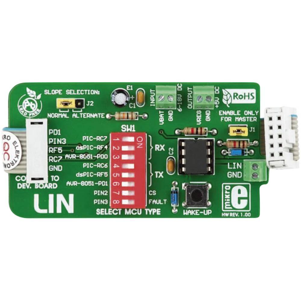 Razvojna plošča MikroElektronika MIKROE-235