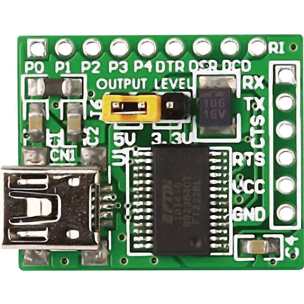 Razvojna plošča MikroElektronika MIKROE-483