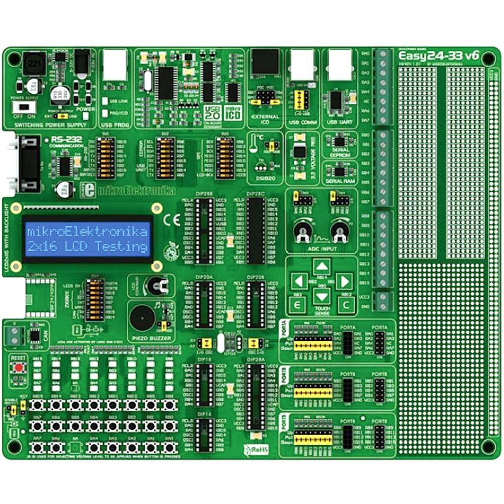 Razvojna plošča MikroElektronika MIKROE-510
