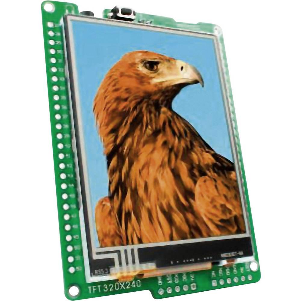 Razvojna plošča MikroElektronika MIKROE-608