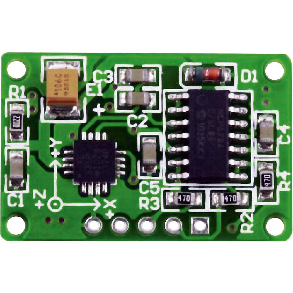 Razvojna plošča MikroElektronika MIKROE-254
