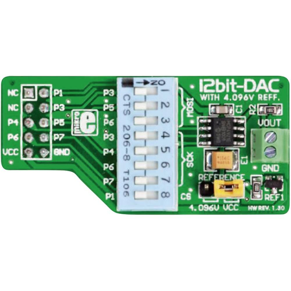 Razširitvena plošča MikroElektronika MIKROE-80